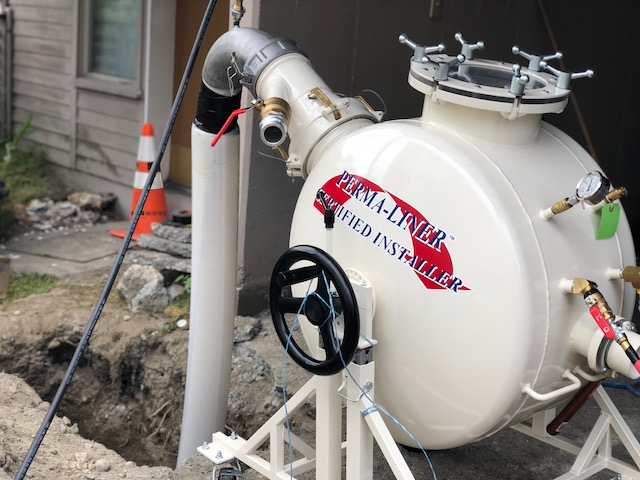 benefits of trenchless repairs