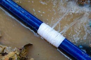 water line repair in Bellevue, WA
